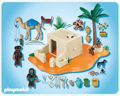 Playmobil pilleurs et cachette achat vente univers - Egypte playmobil ...