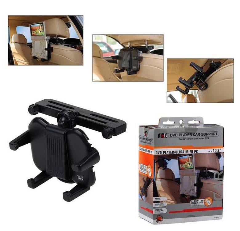 tnb support dvd portable sur appuie t te dvdhold1 achat vente lecteur dvd portable tnb. Black Bedroom Furniture Sets. Home Design Ideas
