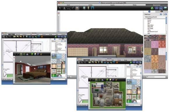 Architecte 3d 2011 mac prix pas cher cdiscount for Architecte 3d mac torrente