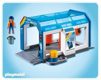 playmobil station de lavage voitures achat vente mobile 4008789043122 cdiscount. Black Bedroom Furniture Sets. Home Design Ideas
