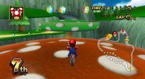 Mario kart wii volant inclus jeu et accessoire achat - Mario kart wii gratuit ...